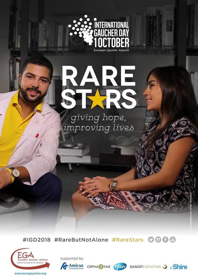 IGD 2018 Rare Stars